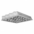 IC - clear PC cover + ALDP louvre (IP54)