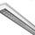 1x36W mřížka s dvojitou parabolou (ALDP)
