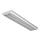 2x36W hliníková mřížka (AL)